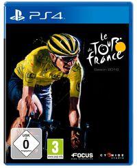 Hier klicken, um das Cover von Tour de France 2016 (PS4) zu vergrößern