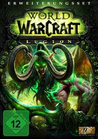 Hier klicken, um das Cover von World of Warcraft: Legion (PC) zu vergrößern