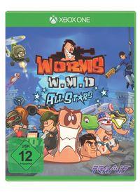 Hier klicken, um das Cover von Worms W.M.D. (Xbox One) zu vergrößern