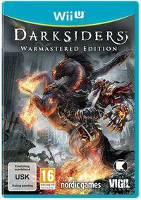 Hier klicken, um das Cover von Darksiders: Warmastered Edition (Wii U) zu vergrößern