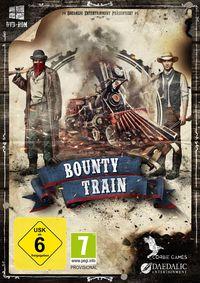 Hier klicken, um das Cover von Bounty Train (PC) zu vergrößern