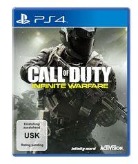 Hier klicken, um das Cover von Call of Duty: Infinite Warfare (PS4) zu vergrößern