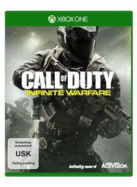 Hier klicken, um das Cover von Call of Duty: Infinite Warfare (XBox One) zu vergrößern