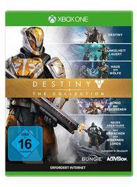 Hier klicken, um das Cover von Destiny - The Collection (Xbox One) zu vergrößern