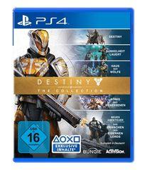 Hier klicken, um das Cover von Destiny - The Collection (PS4) zu vergrößern
