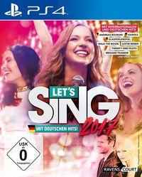 Hier klicken, um das Cover von Let's Sing 2017 Inkl. Deutschen Hits (PS4) zu vergrößern