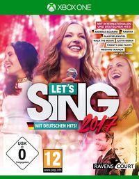Hier klicken, um das Cover von Let's Sing 2017 Inkl. Deutschen Hits (Xbox One) zu vergrößern