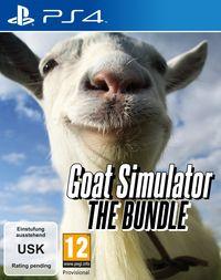 Hier klicken, um das Cover von Goat Simulator: The Bundle (PS4) zu vergrößern