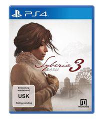 Hier klicken, um das Cover von Syberia 3 (PS4) zu vergrößern