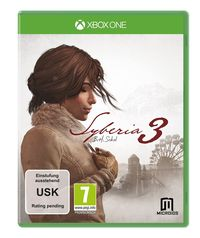 Hier klicken, um das Cover von Syberia 3 (Xbox One) zu vergrößern