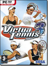 Hier klicken, um das Cover von Virtua Tennis 3 zu vergrößern