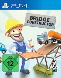 Hier klicken, um das Cover von Bridge Constructor (PS4) zu vergrößern