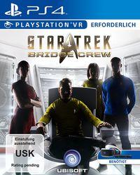Hier klicken, um das Cover von Star Trek Bridge Crew(PSVR) zu vergrößern