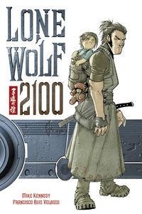 Hier klicken, um das Cover von Lone Wolf 2100 zu vergrößern