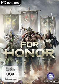 Hier klicken, um das Cover von For Honor (PC) zu vergrößern