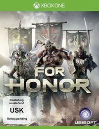 Hier klicken, um das Cover von For Honor (Xbox One) zu vergrößern