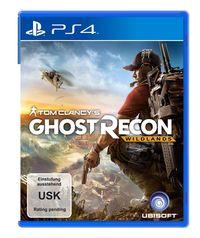 Hier klicken, um das Cover von Tom Clancy's: Ghost Recon Wildlands (PS4) zu vergrößern