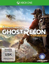 Hier klicken, um das Cover von Tom Clancy's: Ghost Recon Wildlands (Xbox One) zu vergrößern