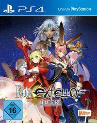 Hier klicken, um das Cover von Fate / EXTELLA: The Umbral Star (PS4) zu vergrößern