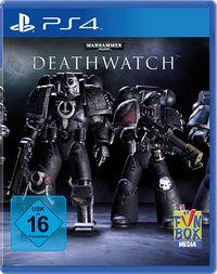 Hier klicken, um das Cover von Warhammer 40.000: Deathwatch (PS4) zu vergrößern