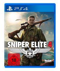 Hier klicken, um das Cover von Sniper Elite 4 (PS4) zu vergrößern