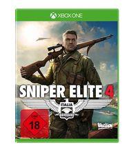 Hier klicken, um das Cover von Sniper Elite 4 (XBox One) zu vergrößern