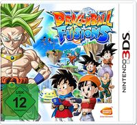 Hier klicken, um das Cover von Dragon Ball Fusions (3DS) zu vergrößern