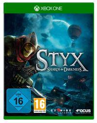 Hier klicken, um das Cover von Styx - Shards of Darkness (Xbox One) zu vergrößern