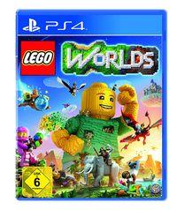 Hier klicken, um das Cover von LEGO Worlds (PS4) zu vergrößern