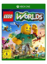 Hier klicken, um das Cover von LEGO Worlds (Xbox One) zu vergrößern