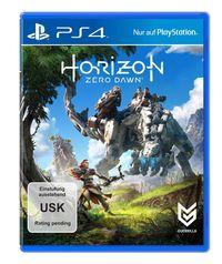 Hier klicken, um das Cover von Horizon: Zero Dawn (PS4) zu vergrößern