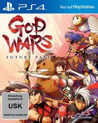 Hier klicken, um das Cover von God Wars - Future Past (PS4) zu vergrößern
