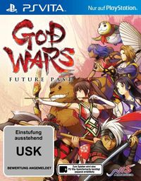 Hier klicken, um das Cover von God Wars - Future Past (PS Vita) zu vergrößern