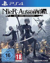 Hier klicken, um das Cover von NieR Automata (PS4) zu vergrößern