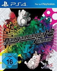 Hier klicken, um das Cover von Danganronpa 1 - 2 Reload (PS4) zu vergrößern