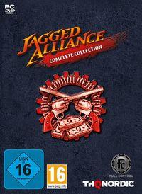 Hier klicken, um das Cover von Jagged Alliance - Complete Edition (PC) zu vergrößern