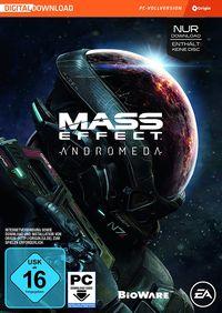 Hier klicken, um das Cover von Mass Effect: Andromeda (PC) zu vergrößern