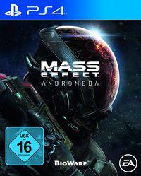 Hier klicken, um das Cover von Mass Effect: Andromeda (PS4) zu vergrößern