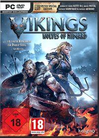 Hier klicken, um das Cover von Vikings - Wolves of Midgard (PC) zu vergrößern