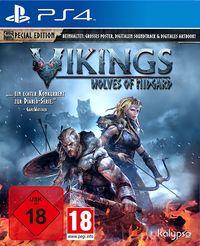 Hier klicken, um das Cover von Vikings - Wolves of Midgard (PS4) zu vergrößern