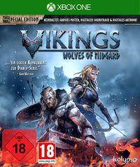 Hier klicken, um das Cover von Vikings - Wolves of Midgard (Xbox One) zu vergrößern