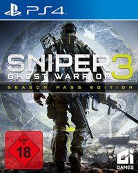 Hier klicken, um das Cover von Sniper Ghost Warrior 3 - Season Pass Edition (PS4) zu vergrößern