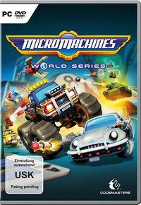 Hier klicken, um das Cover von Micro Machines World Series (PC) zu vergrößern