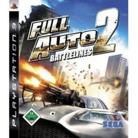 Hier klicken, um das Cover von Full Auto 2: Battlelines zu vergrößern