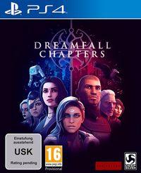 Hier klicken, um das Cover von Dreamfall Chapters (PS4) zu vergrößern
