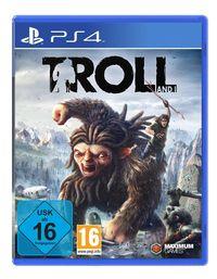 Hier klicken, um das Cover von Troll and I (PS4) zu vergrößern