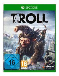 Hier klicken, um das Cover von Troll and I (Xbox One) zu vergrößern