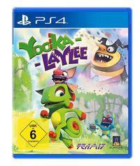 Hier klicken, um das Cover von Yooka-Laylee (PS4) zu vergrößern