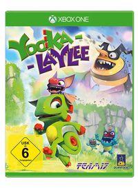 Hier klicken, um das Cover von Yooka-Laylee (Xbox One) zu vergrößern