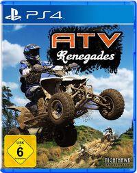 Hier klicken, um das Cover von ATV Renegades (PS4) zu vergrößern